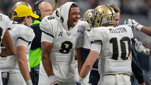 UCF AD Says Coaches Will Be Paid National Championship Bonuses - IMAGE