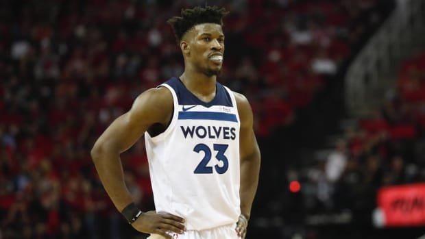 Report: Jimmy Butler Available According to Timberwolves Owner - IMAGE