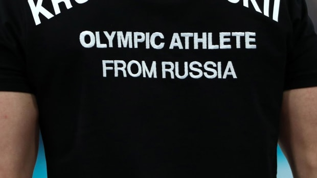 45 Russian Athletes Lose Appeal to Compete in Winter Olympic Games - IMAGE