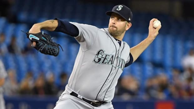 Mariners' James Paxton Throws No-Hitter Against Blue Jays - IMAGE