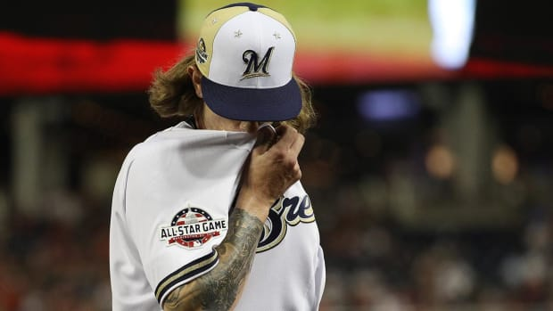 MLB Will Require Josh Hader to Undergo Sensitivity Training After Racist Tweets Surface - IMAGE