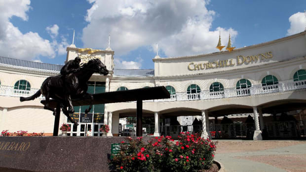 2018 Kentucky Derby Post Positions and Latest Odds--IMAGE