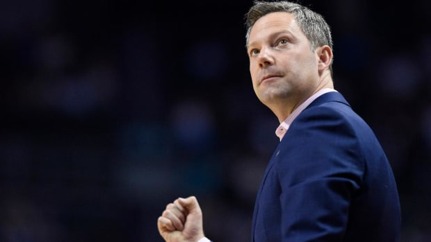 Report: UMBC Will Try To Keep Coach Ryan Odom With New Long-Term Contract, Increased Salary - IMAGE