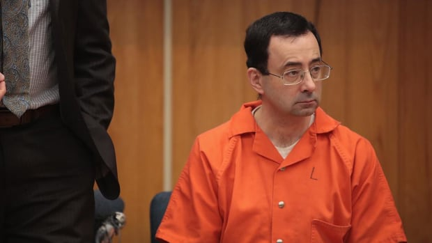 Larry Nassar Set To Appeal Sexual Abuse Case Sentence - IMAGE