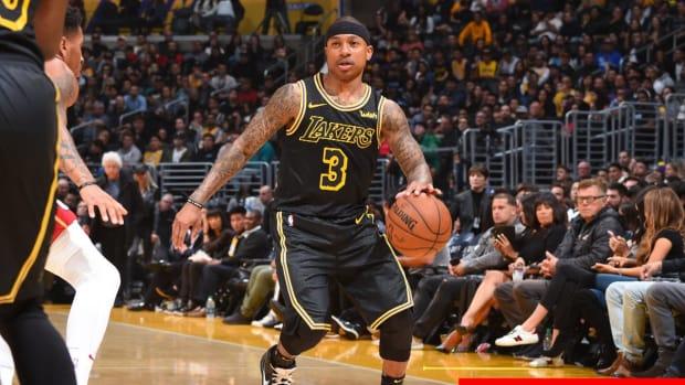 Lakers' Isaiah Thomas Will Undergo Hip Surgery - IMAGE