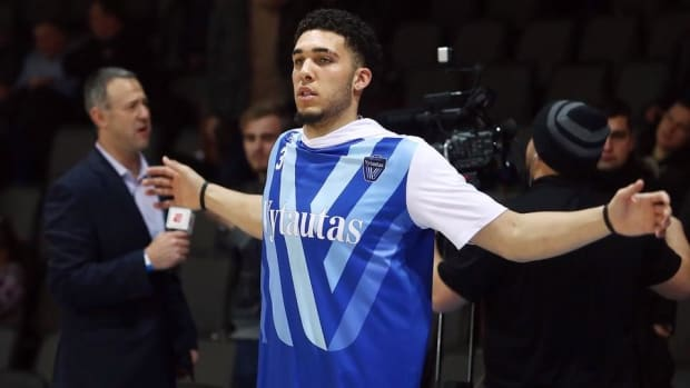 LiAngelo Ball Set For Pre-Draft Workout With Lakers--IMAGE