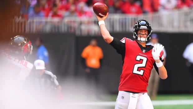 NFL Week 6: Top Performances on Sunday--IMAGE