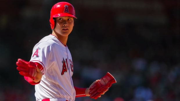 Angels' Shohei Ohtani To Undergo Tommy John Surgery--IMAGE