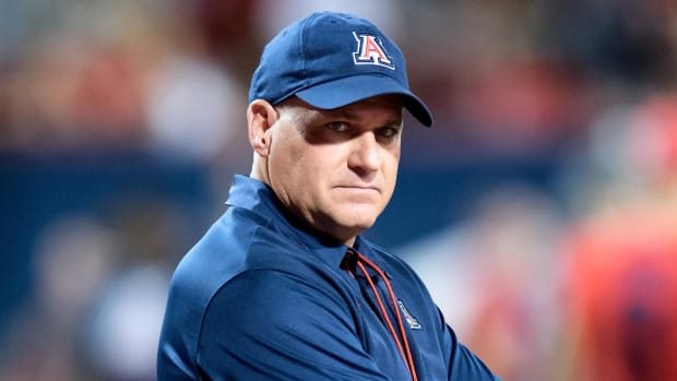 Court Filing Details Sexual Harassment Allegations Against Rich Rodriguez - IMAGE