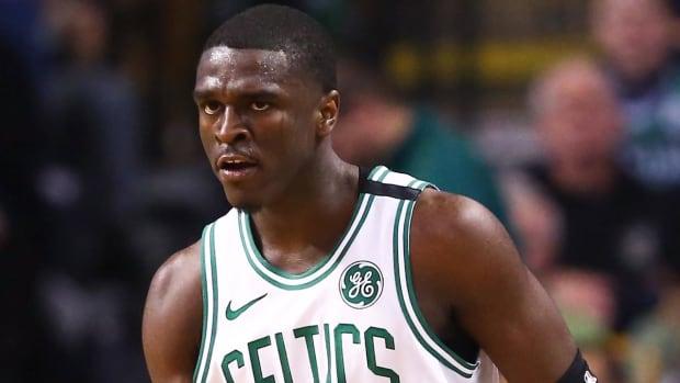Celtics Guard Jabari Bird Arrested in Alleged Domestic Violence Incident - IMAGE