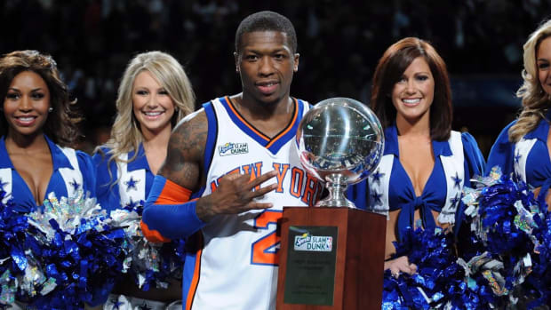 Nate Robinson: Turned Down $100k to Continue Playing Football at Washington--IMAGE