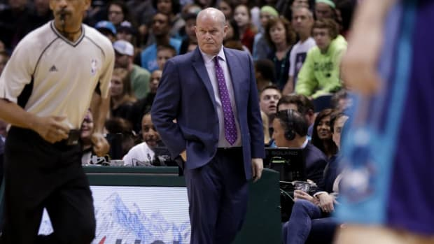 Orlando Magic Hires Steve Clifford As Head Coach--IMAGE