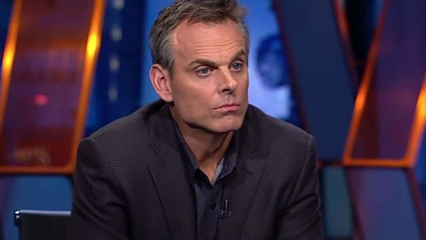 Report: Colin Cowherd Signing Four-Year Extension With Fox Sports - IMAGE