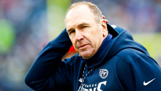 Titans 'Weren't Really Sold' On Mike Mularkey As The Answer For Marcus Mariota - IMAGE