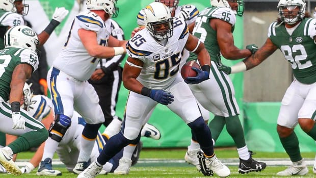 Report: Chargers Re-Signing TE Antonio Gates - IMAGE