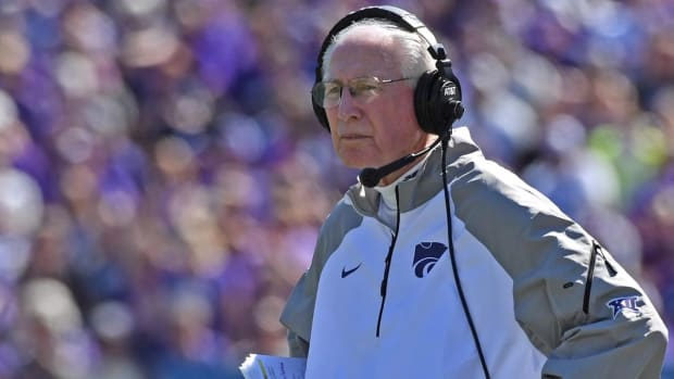Bill Snyder Agrees to New Five-Year Deal With Kansas State - IMAGE