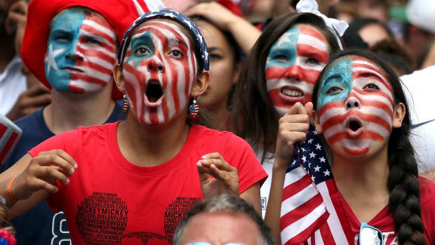 USA's Joint Bid Wins Right to Host 2026 World Cup--IMAGE