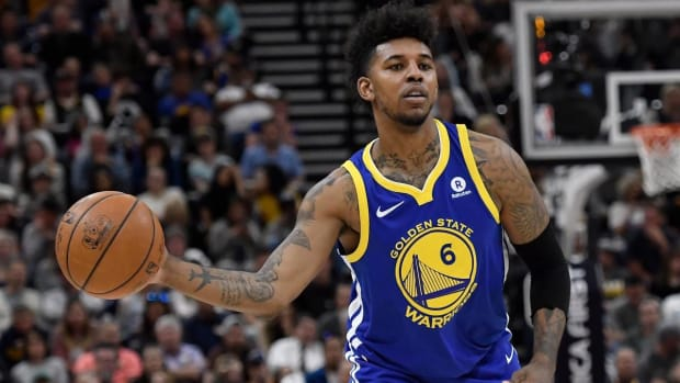 Nick Young Arrested, Reportedly Charged With Obstruction of Justice After Traffic Stop - IMAGE