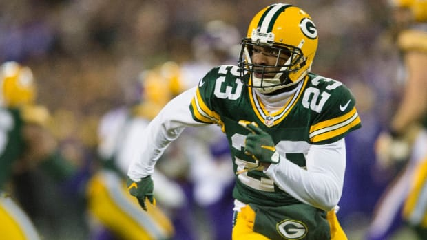 Report: Packers Trade CB Damarious Randall to Browns For QB DeShone Kizer--IMAGE