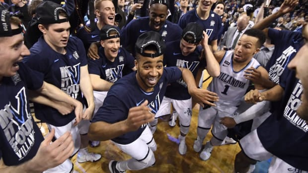 No. 1 Villanova Defeats Texas Tech 71-59, Wildcats Advance to Second Final Four in Three Years--IMAGE