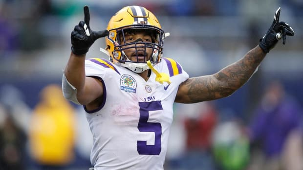 LSU RB Derrius Guice, Likely Early-Round Pick, Declares for NFL Draft - IMAGE
