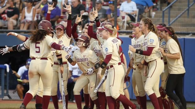 Florida State Wins First Women's College World Series - IMAGE