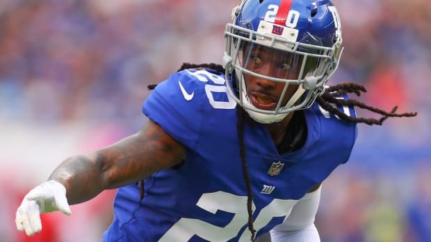 Brother of Giants' Janoris Jenkins Arrested, Charged With Manslaughter--IMAGE