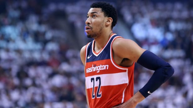 Report: Otto Porter Jr. Out for Game 6 Against Raptors After Leg Procedure - IMAGE
