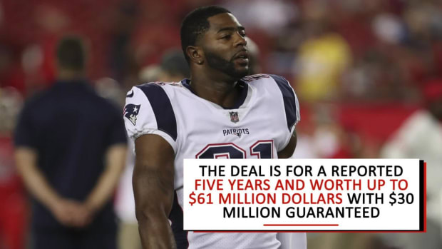Report: Titans to Sign Former Patriots CB Malcolm Butler - IMAGE