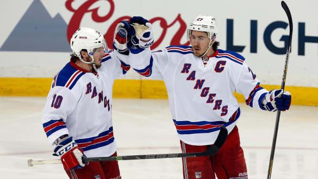 Report: Rangers Trade All-Star Ryan McDonagh, Forward J.T. Miller to Lightning - IMAGE