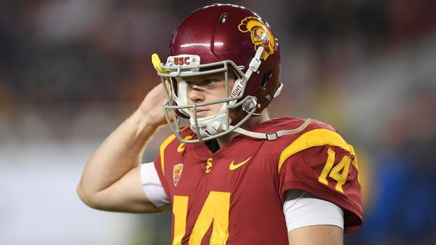 USC QB Sam Darnold Declares For NFL Draft - IMAGE