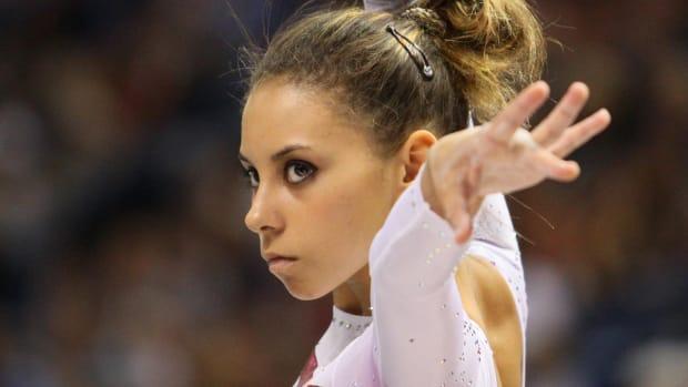 Mattie Larson Says She Injured Herself to Avoid Larry Nassar--IMAGE