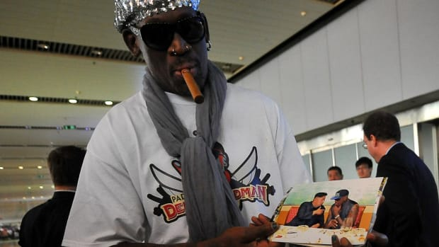 Dennis Rodman Will Be in Singapore During Kim Jong Un, Donald Trump Summit - IMAGE