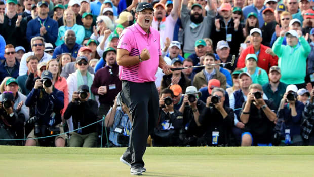 Patrick Reed Wins The 2018 Masters--IMAGE