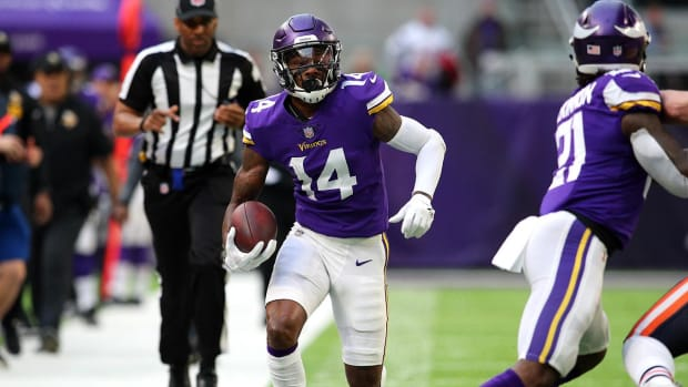 Stefon Diggs' Walk-Off Touchdown Sends Vikings to NFC Championship Game - IMAGE