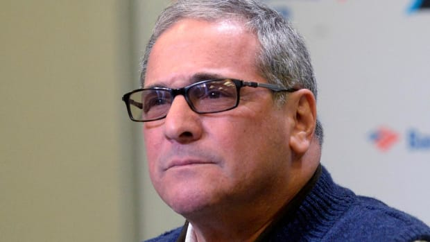 Giants GM Dave Gettleman Announces Lymphoma Diagnosis--IMAGE