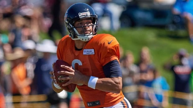 Mark Sanchez Suspended Four Games For Violating NFL's PED Policy--IMAGE
