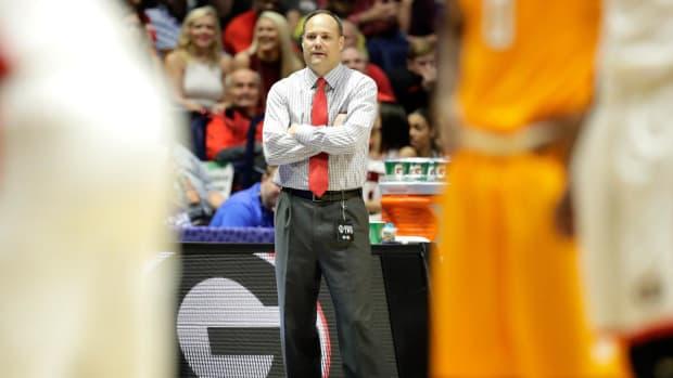 Georgia Fires Head Coach Mark Fox--IMAGE