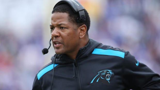 Arizona Cardinals Select Panthers Defensive Coordinator Steve Wilks As New Head Coach - IMAGE
