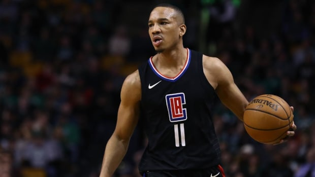Report: Avery Bradley Re-Signs With Clippers On Two-Year Deal - IMAGE
