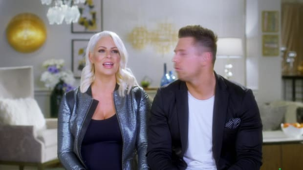 Miz & Mrs.' Preview: Mike and Maryse Take a Road Trip From Hell--IMAGE