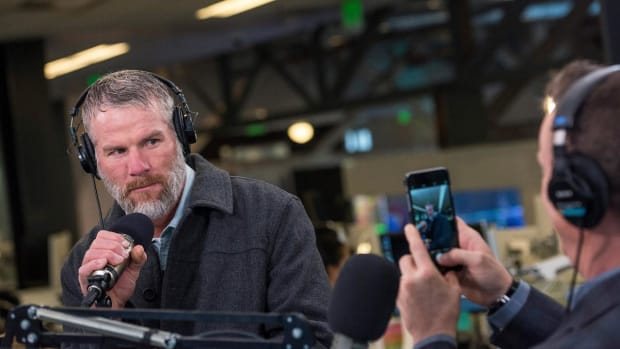 Report: Brett Favre Failed 'Monday Night Football' Audition