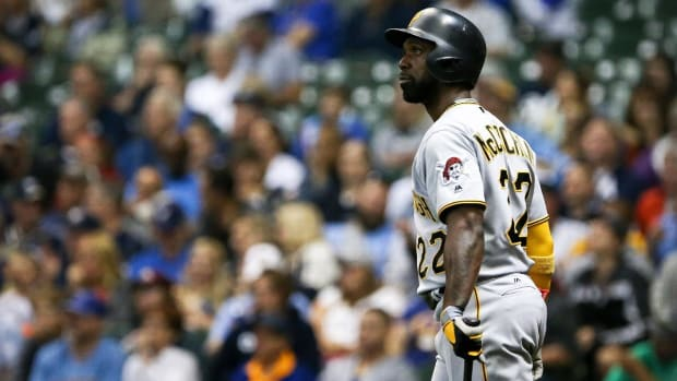 Report: Giants Acquire Andrew McCutchen From Pirates--IMAGE