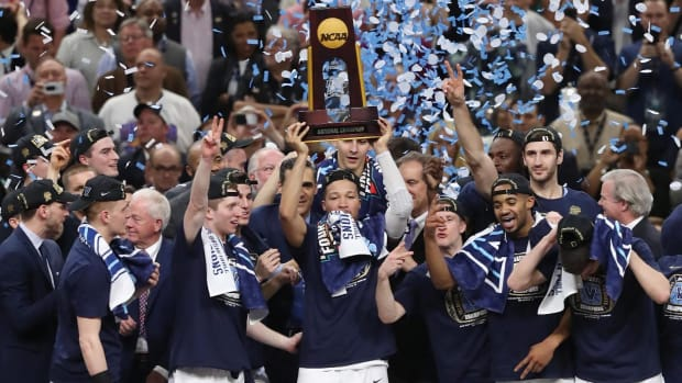 Donte DiVincenzo Leads Villanova to Second Championship in Three Years - IMAGE
