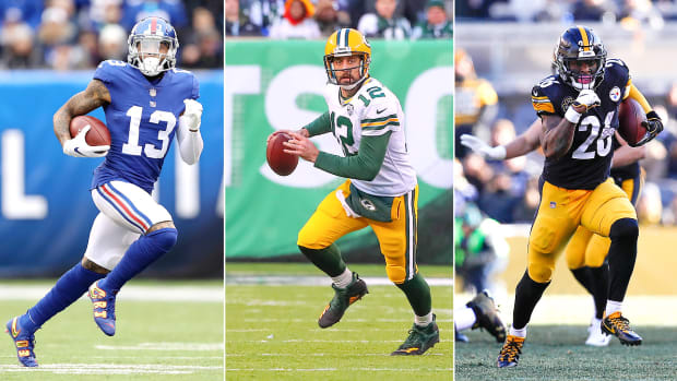 odell-beckham-aaron-rodgers-leveon-bell-2019-fantasy-football-wishes.jpg