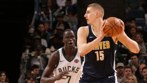 Nuggets' Nikola Jokic Records Triple-Double in Under 15 Minutes, a New NBA Record - iMAGE