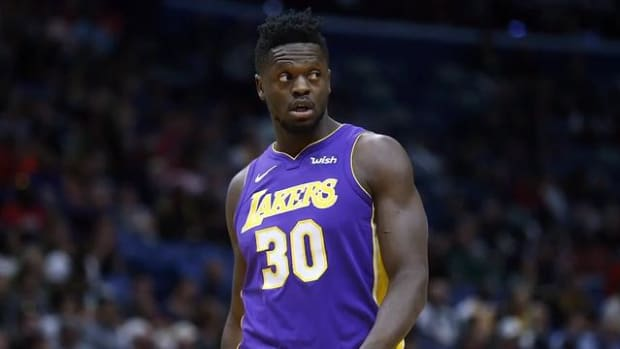 Report: Julius Randle Agrees to Two-Year, $18 Million Deal With Pelicans - IMAGE