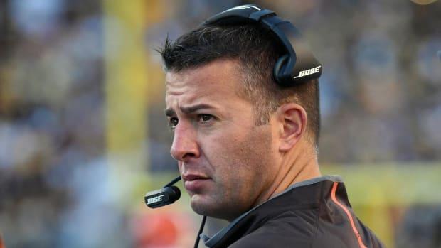 Report: Vikings Hiring Eagles' QB Coach John DeFilippo as Offensive Coordinator  - IMAGE