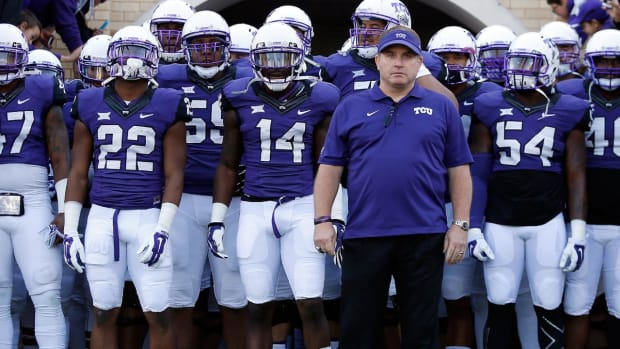 "TCU's Gary Patterson Rips New NCAA Transfer Rule: ""That's Stupid"" - IMAGE"