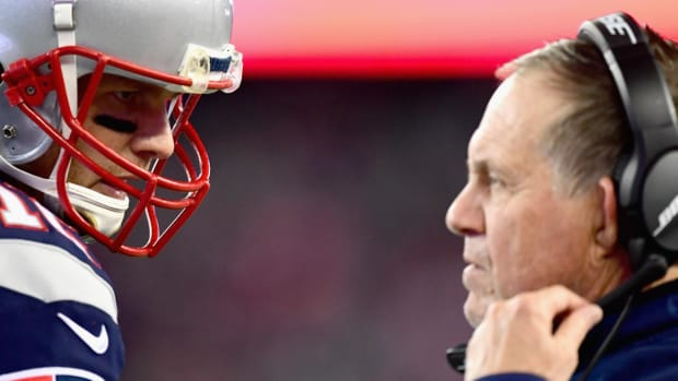 Report: Patriots Dynasty Possibly Nearing End - IMAGE
